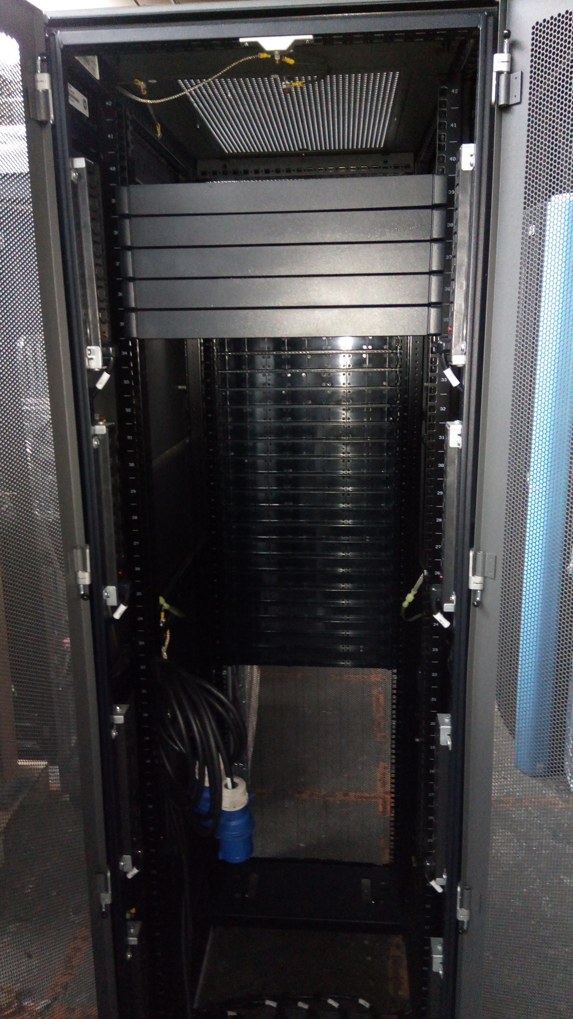 deep server standing importhubviewitem cabinet free it geb enclosure rack data